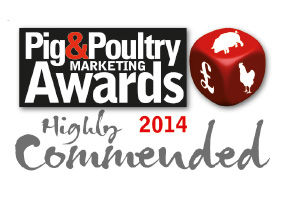 Pig and Poultry marketing awards, Frogmary Green Farm