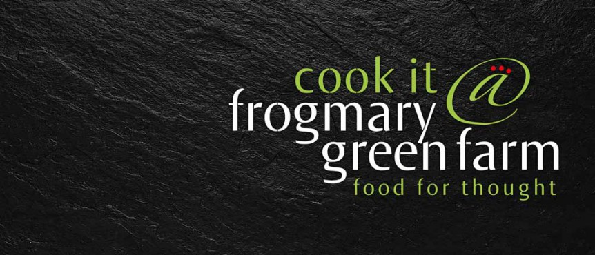 cook it at Frogmary Green Farm cookery classes