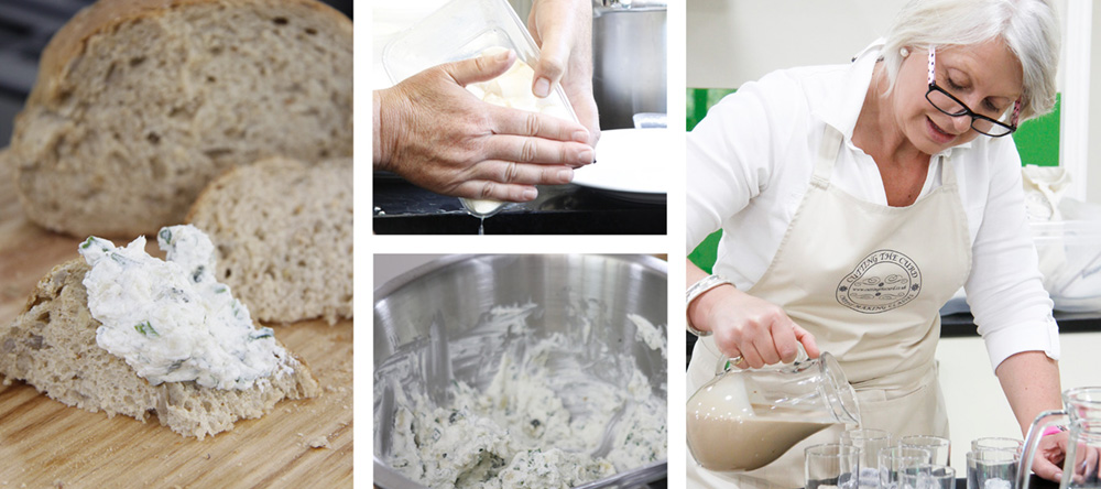 Artisan Soft Cheese Making