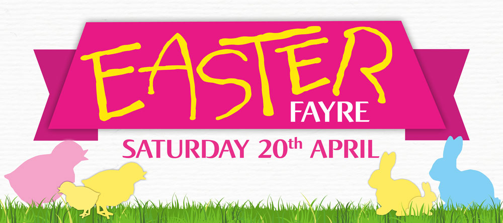 Frogmary Green Easter Fayre 2019
