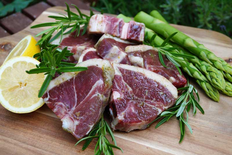 Lamb Cutting Lesson with Clinton Bonner