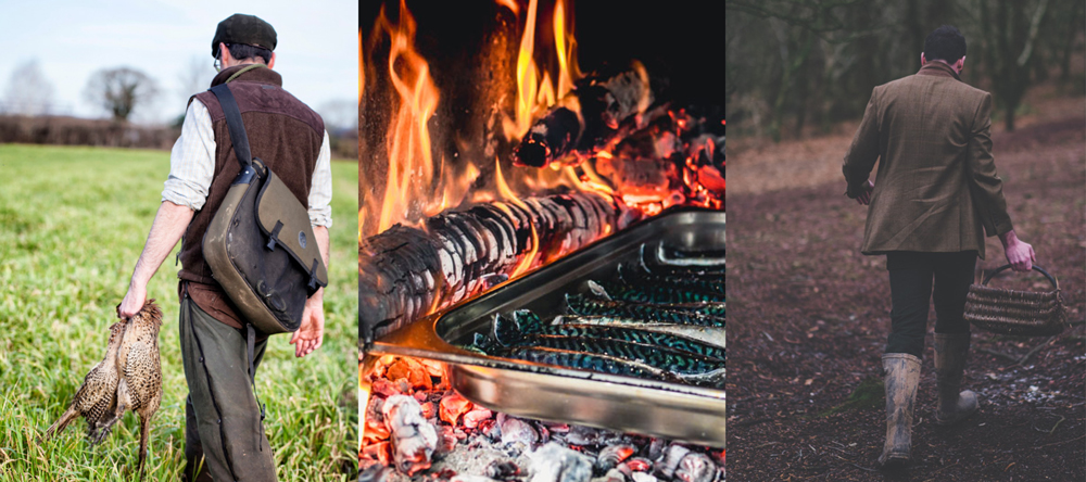 Tim Maddams, Game Cookery Demonstration